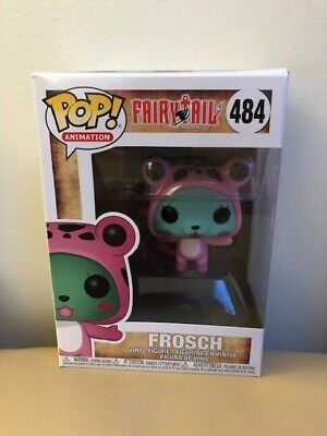 Animation-Fairy Tail #484 Frosch Funko Pop