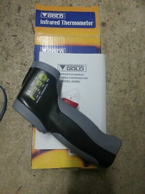 Precision Gold Infrared Thermometer IR