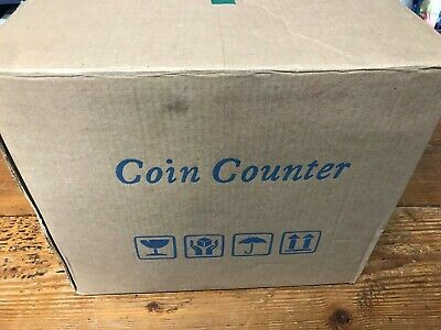 ezy Count coin counter CC100AU