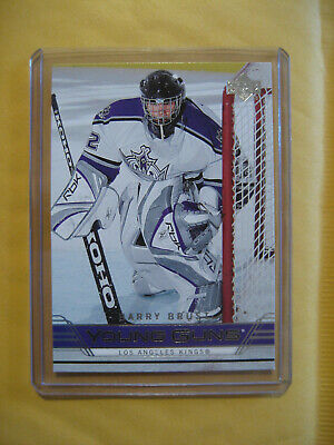 2006-07 06-07 UD Upper Deck Young Guns SP Barry Brust RC Rookie #473