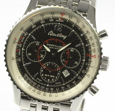 BREITLING Navitimer Montbrillant A41330 Automatic Men's Watch_464299