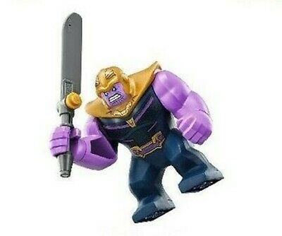 Authentic Lego DC Super Heroes Milano 76107 | Thanos MINIFIG Only!