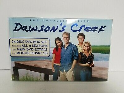 Dawsons Creek: The Complete Series (DVD,2009,24-Disc)