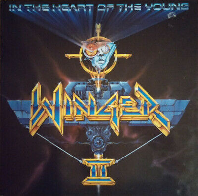 Winger – In The Heart Of The Young [ metal hard rock vinyl LP ]
