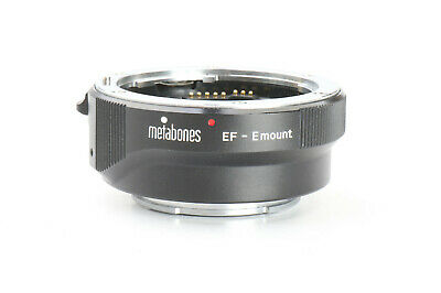 Canon EF - Sony E-Mount Metabones Objektivadapter + Sehr Gut (225513)