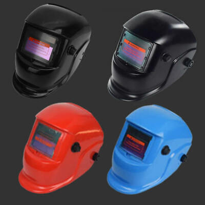 Solar Automatic Photoelectric Welding Mask Welding Helmet Argon Arc Cap