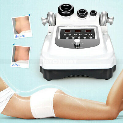 Vaccum Microcurrent Electrode Stimulation Face Body Fat Loss Slimming Machine