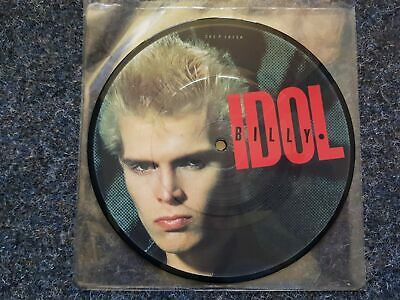 Billy Idol - Hot in the city 7'' Single PICTURE DISC