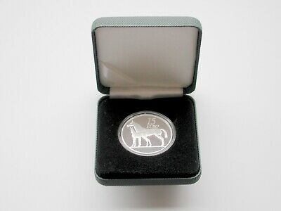 Ireland Animals of Irish Coinage 2010 €15 Euro Silver Proof Coin No01853 Boxed