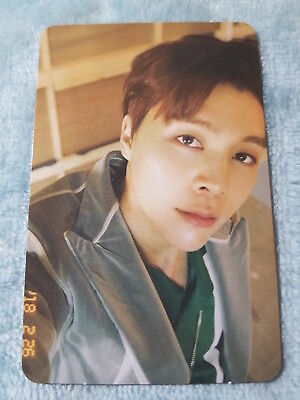 NCT 2018 1st Album EMPATHY Johnny Type-B Photo Card Official K-POP(30(42