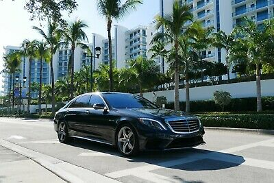 2014 Mercedes-Benz S-Class Mercedes s63 AMG Mercedes s63 AMG 4matic sport package AMG wheels, 360 cam and more!!  MSRP 154k$