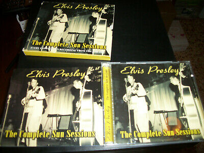 Elvis Presley – The Complete Sun Sessions (Every Existing Sun Recording From 19