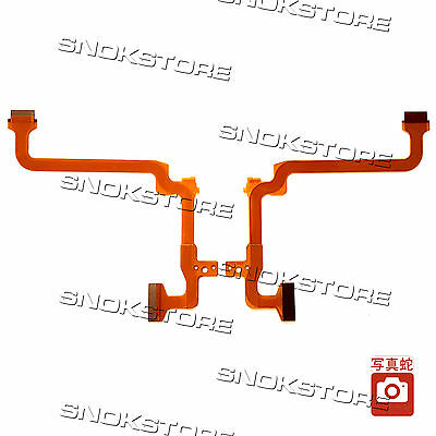 LCD Flex Cable For LCD JVC Videocámara GZ-HD300 GZ-HD310 Repair Parts New Flat