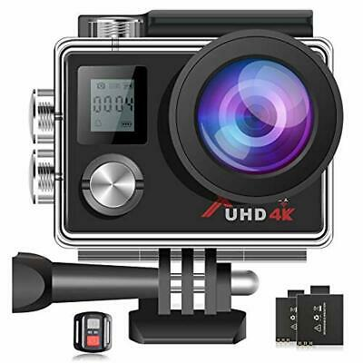 Campark ACT76 Action Camera 4K Ultra HD WiFi Waterproof DV Camcorder Sports Cam
