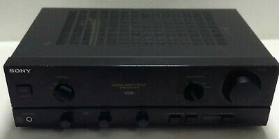 Sony RA-F170 Integrated stereo  Amplifier  - REF T2422