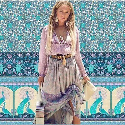 f0bc4f70bc9 💚NWT SPELL AND the Gypsy City Lights Blouse💚 Sage XS - $135.00 ...