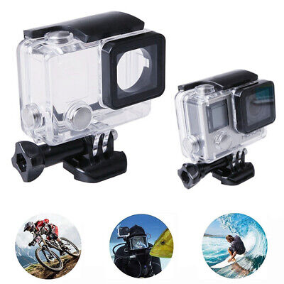 Waterproof Diving Protective Housing Clear Case For GoPro Hero 3+ 4 Go Pro