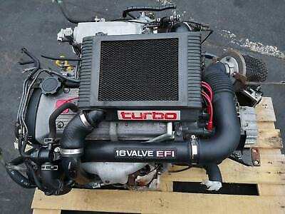Toyota Starlet Gt Glanza 4Efte 1.3 Engine Kit