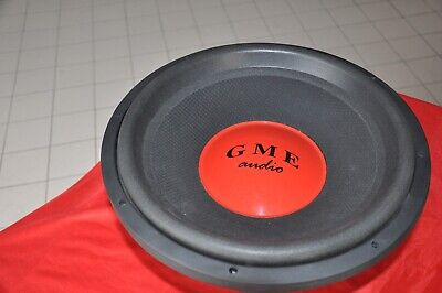 Subwoofer GME BF15-222 6000W 88DB