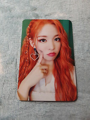fromis_9 Special Single Album From.9 LOVE BOMB Chaeyoung Type-A Photo Card(21