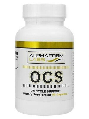 OCS On Cycle Support - AlphaForm Labs