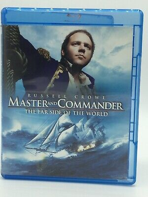 Master and Commander: The Far Side of the World-Russel Crowe (Blu-ray, 2003)
