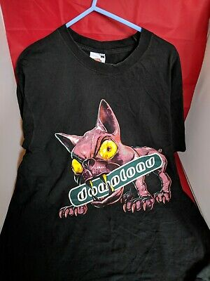 775be6f2 Official Download Festival 2003 - 1st Download - T Shirt - IRON MAIDEN -  Large