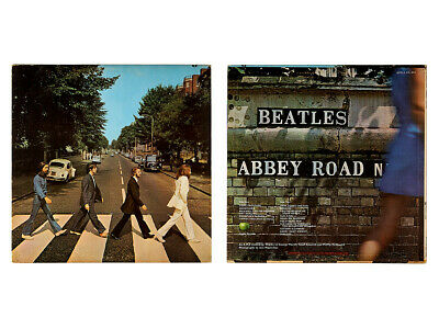 The Beatles | Abbey Road | LP | SO-383 | Apple Records | 1969 | CAN