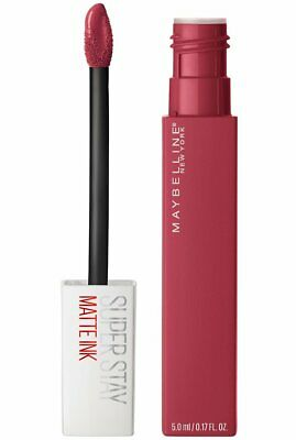 Maybelline Super Stay Matte Ink Lip Stain - Shade 80 Ruler