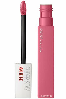 Maybelline Super Stay Matte Ink Lip Stain - Shade 125 Inspirer
