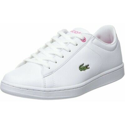 pretty nice 40533 69d2a LACOSTE CARNABY EVO 318 2 Silber Synthetische Kleinkind ...
