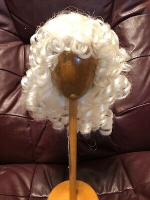 """A Vintage New Playhouse Collection JOHNNY Salt /& Pepper Doll Wigs Size 14""""-15"""""""