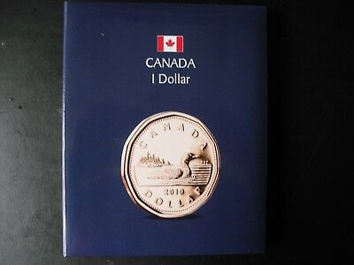 30 Loonie Canada $1 Dollar collection Canadian all different coins album  # 651