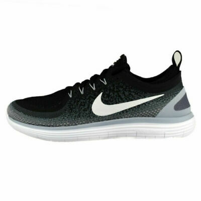 new arrivals 165ff 02325 Nike Free RN Distance 2 Women's Running Shoes Black/White/Cool Grey 863776  001
