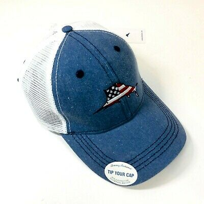 the best attitude 22bb3 55355 Tommy Bahama Relax Tip Your Cap Baja Margarita Cocktail Recipe USA Marlin  NWT
