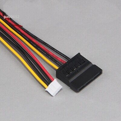 5pcs 4Pin PH 2.0mm Female to 15pin SATA HDD Cable for Mini ITX