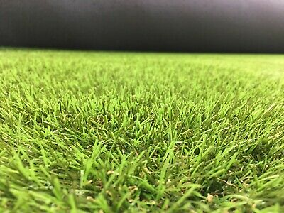 Cheap Artificial Grass Clearance Roll End Remnant 40mm pile Off Cuts Astro Turf.