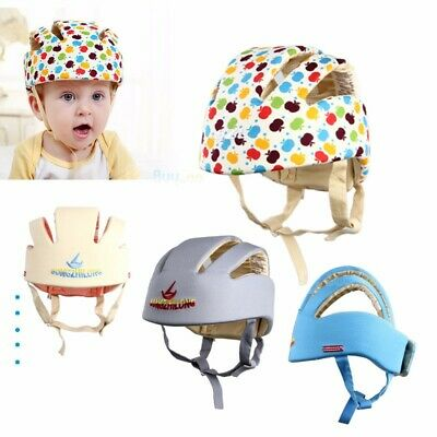 Baby Safety Helmets Cotton Infant Kid Protective Hat Head Guard Crash Proof Hat