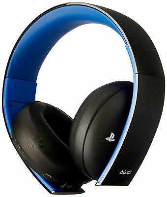 Official Sony Playstation Wireless Stereo Headset 2.0 - PS4 Gaming Headset!