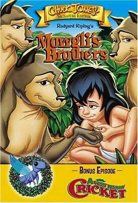 Chuck Jones: Mowgli's Brothers [DVD] by Mowglis Brother