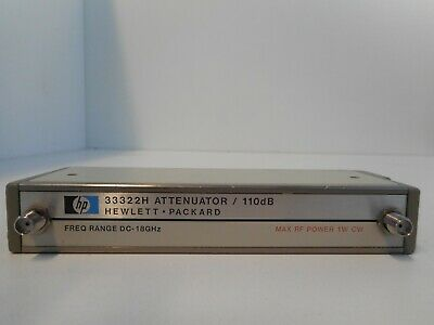 HP Agilent Keysight 33322H Attenuator