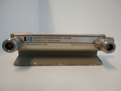 HP Agilent Keysight 8496A Attenuator