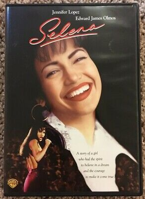 Selena (DVD, 2007) Jennifer Lopez - In Excellent Condition!!!