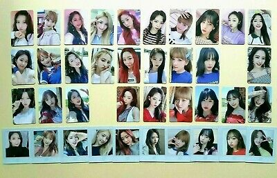 Wjsn Cosmic Girls Special Album For the Summer Official photocard - Choose each