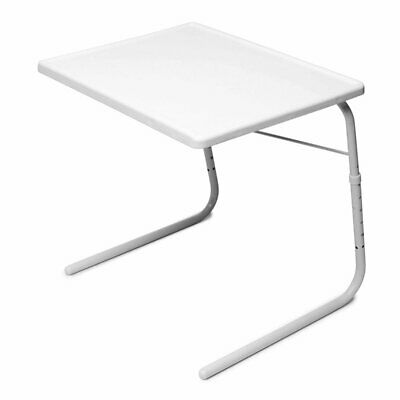 Practical Portable Table-Mate TV Tray Table Adjustable Home Supplies Foldable