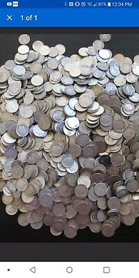 90% Silver Dimes - Roll of 50 - $5 Face Value