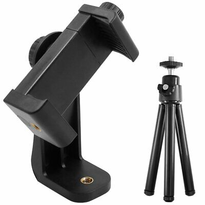 Cell Phone Stand Tripod for iPhone 7 Plus, 7, 6, 6 Plus, 5, HTC Samsung LG, A...
