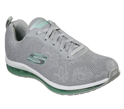 SKECHERS SKECH AIR ELEMENT CINEMA Womens 12644GYHP GreyHot
