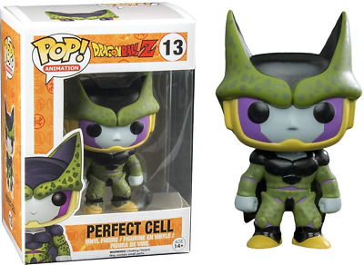 Dragon Ball Z #13 - Perfect Cell - Funko Pop! Animation (Brand New)