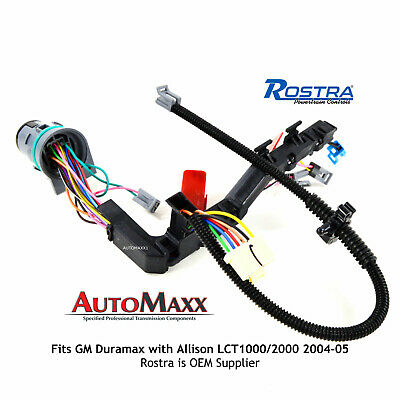 2004-2005 transmission wiring harness - 1000/2000 allison 5 speed gm/duramax